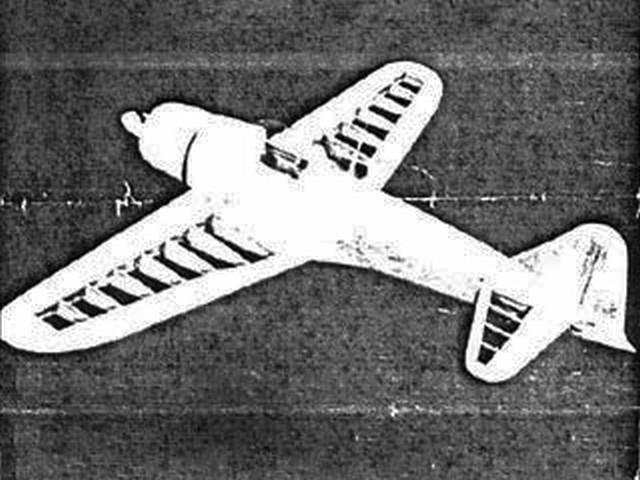 Mitsubishi A6M3 Zero Sen - completed model photo