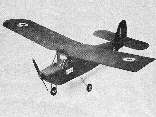 Wendy (oz2916) by Brian Fry from Model Aircraft 1954