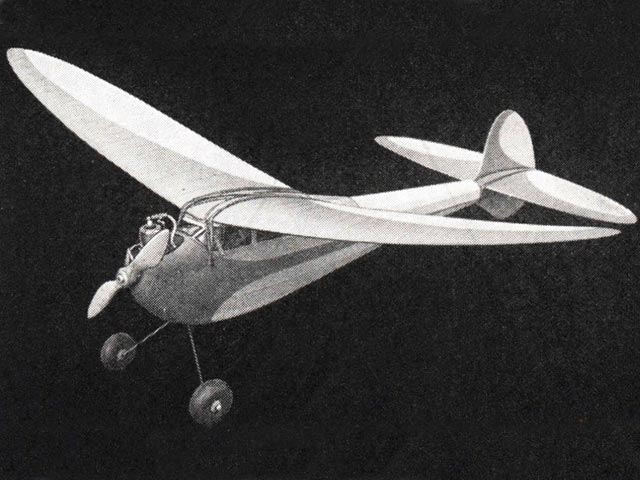 Answer (oz3) by Gordon Murray from Model Airplane News 1940