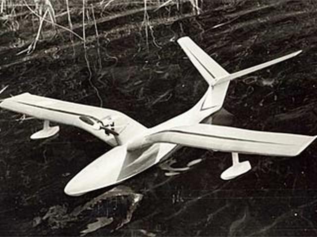 T10 Gull (oz3008) by Kauko Kuosma from Aeromodeller 1963