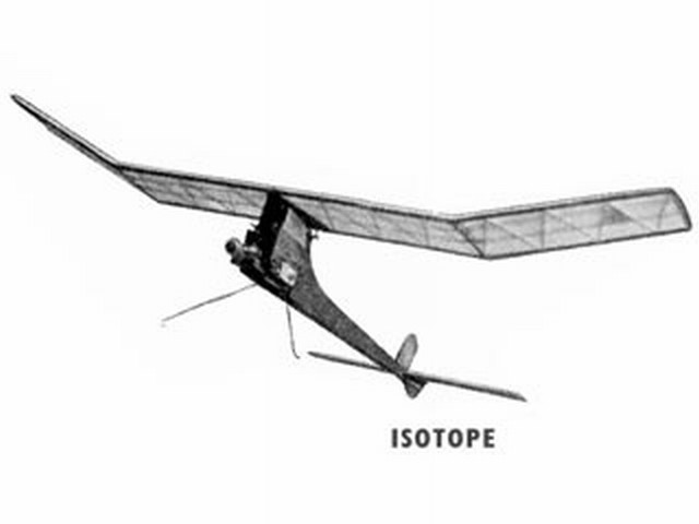 Isotope III (oz3036) by WP Woodrow from Model Aircraft 1956