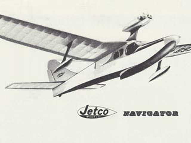 Navigator (oz306) by Don McGovern from Jetco