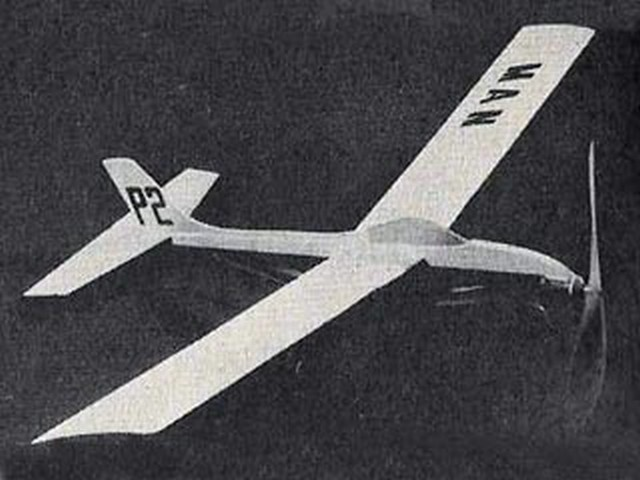 5 Giant Steps, Project 2 (oz3067) by Peter Chinn from Model Airplane News 1961
