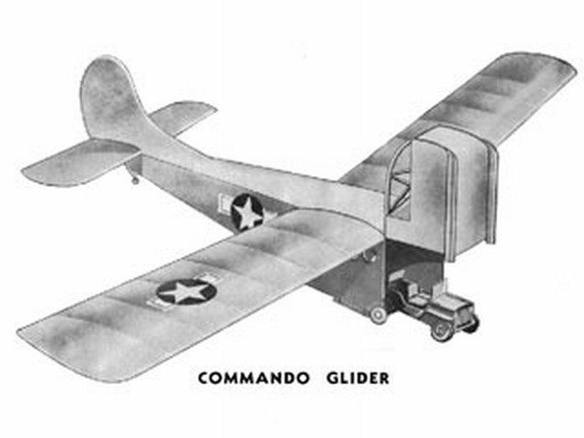 Commando Glider (oz3072) from Invasion Models