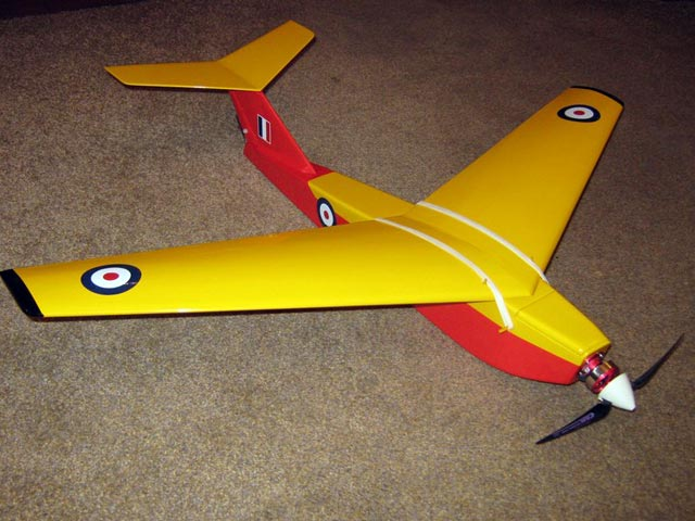 Go-Jet (oz3151) by Les Rudd from RCME 1967