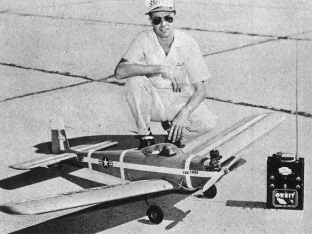 Low Ender (oz3163) by Dale Root from American Modeler 1959
