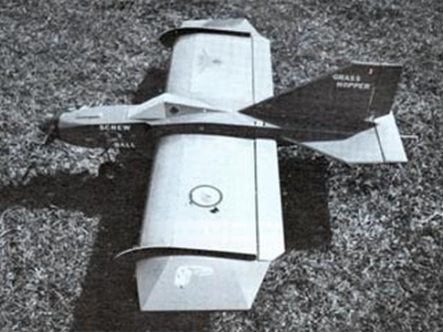 Grasshopper (oz3168) by J Cook from Model Builder 1987
