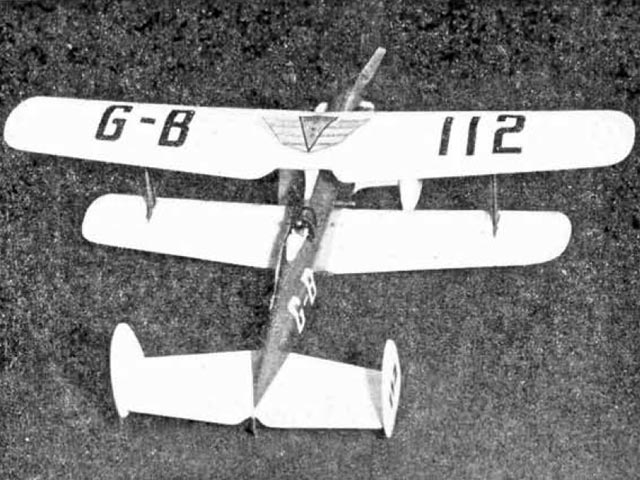 Whippet (oz3198) by John Wylie from Model Aircraft 1959