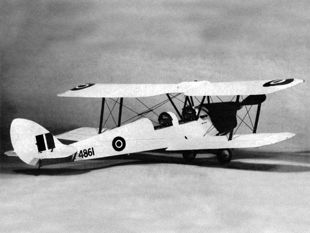 Tiger Moth (oz3284) from Sterling 1976