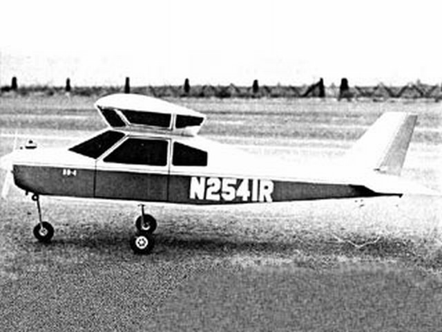 Bede BD-4 (oz3387) by Fred Reese from RC Sportsman 1975