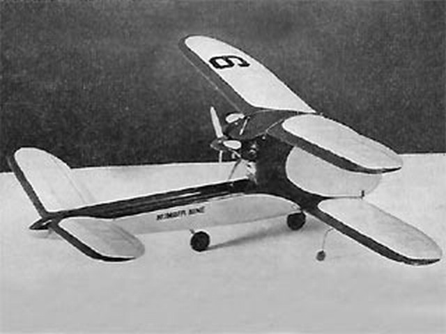 Number Nine (oz3400) by Doug McHard from Model Aircraft 1962