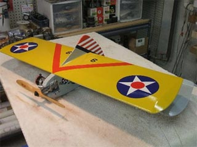 Manx Cat IV (oz3402) by Bob Buragas from Flying Models 1957