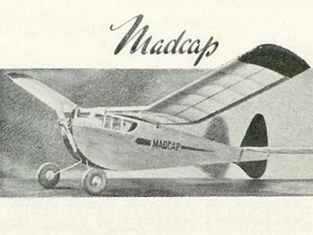 Madcap - completed model photo