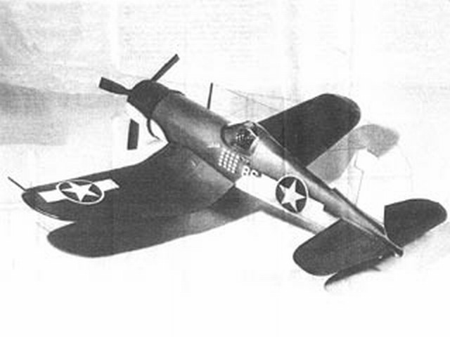 F4U-1A Corsair (oz3446) from Sterling