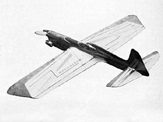 Mirabilis (oz3462) by PF Ellis from Aeromodeller 1974