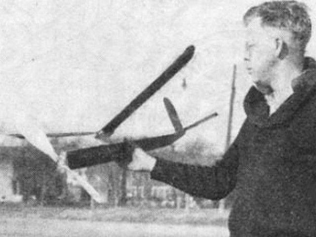 Class C Stick Tractor (oz3593) by Conrad Renning from Model Airplane News 1939