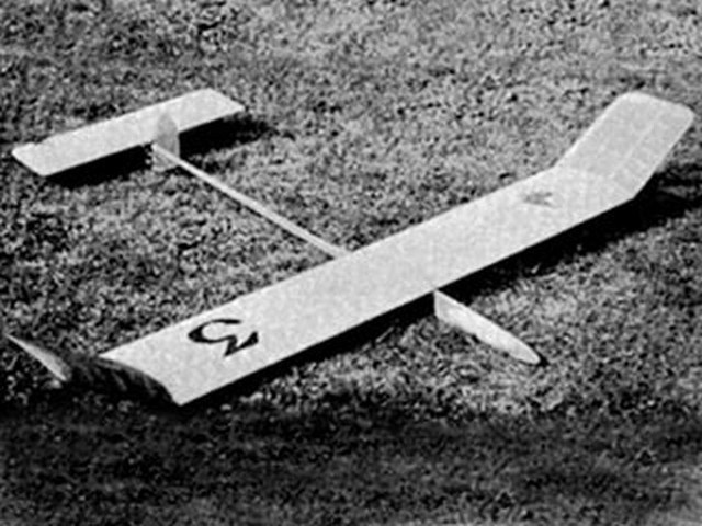 Plover (oz3599) by Cyril West from Model Aircraft 1961