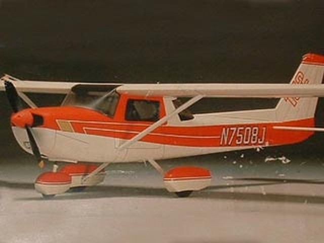 Cessna 152 20 (oz3615) by Y Matsumoto from OK Model Pilot