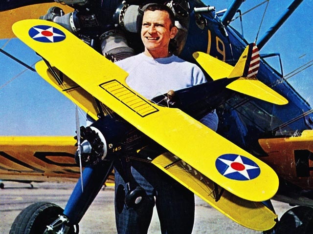Stearman PT-17 - completed model photo