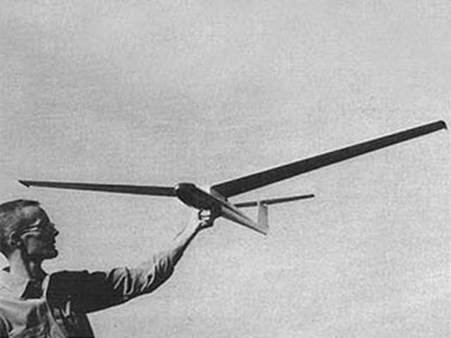 Kestrel (oz3719) by Dave Robelen from Model Airplane News 1968