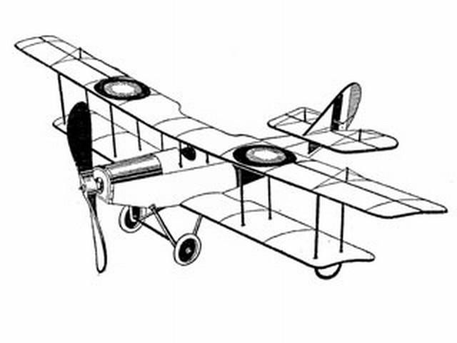 Curtiss JN4D-2 (oz3740) from Ideal 1920