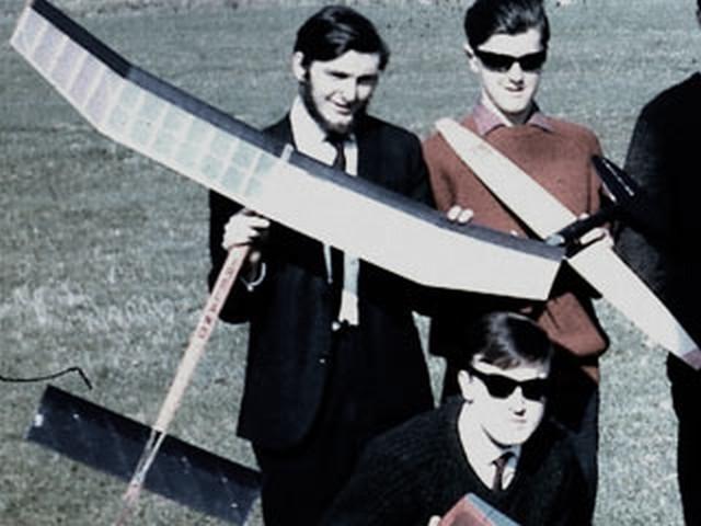 Hi-Tee Mk 14 (oz3759) by John O'Sullivan 1964
