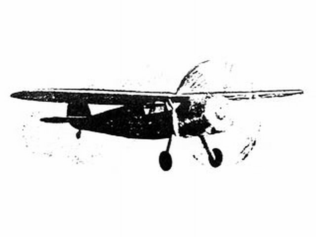 Cessna C-37 (oz3775) from Peerless 1937