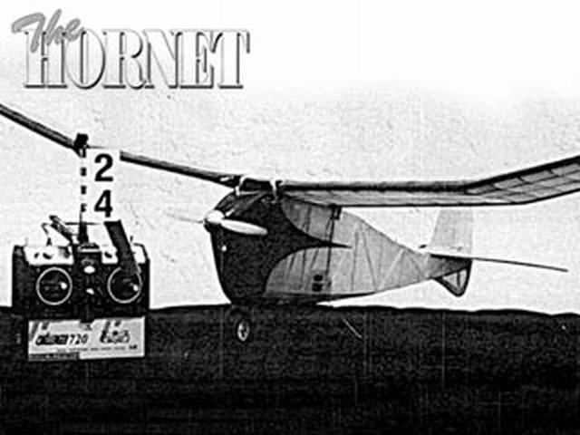 Hornet (oz3801) by Norm Rosenstock, Sal Taibi from Model Builder 1990