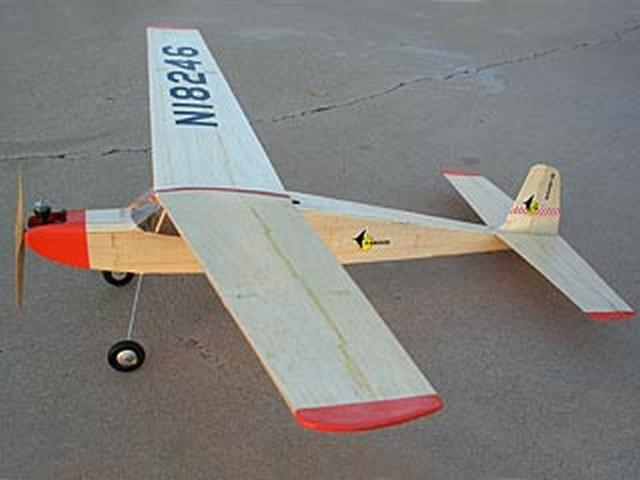 Ranger 30 - completed model photo