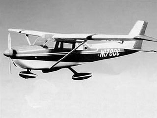 Cessna 172 (oz3838) from Royal Marutaka 1972