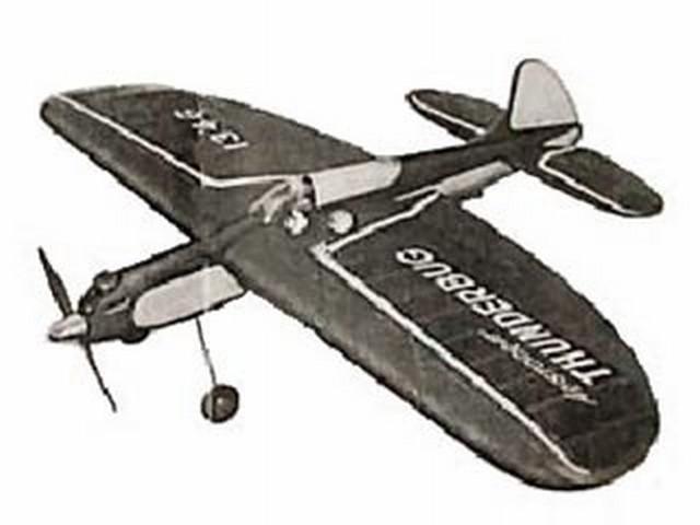 Thunderbug (oz3873) by Bill Evans from Aristocrat Models 1954