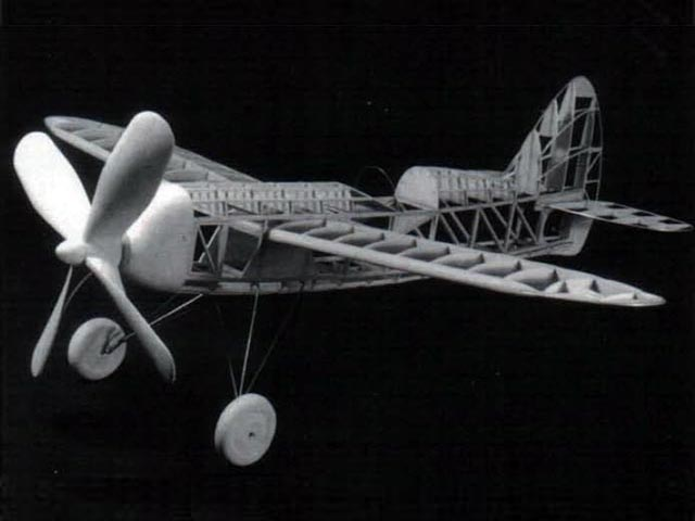 WX-48R (oz3886) by Elbert J Weathers, Ken Hamilton from Model Builder 1992