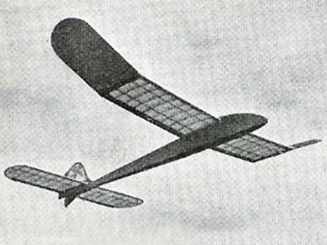 Jader 60 (oz3904) by Don Butler from Aeromodeller 1952
