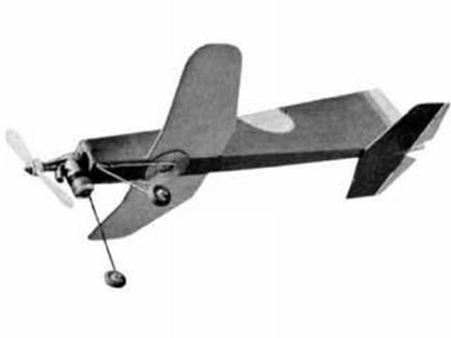 Snapper (oz3909) by Roy Clough from American Modeler 1962