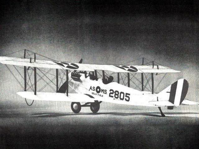 Curtiss Jenny (oz3954) from Sterling