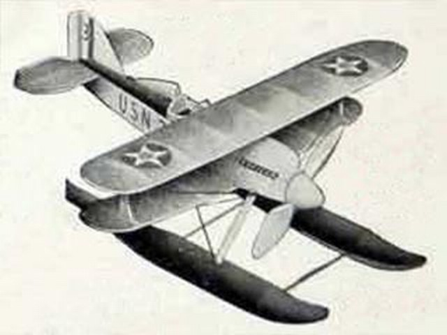 US Navy Racer (oz3964) from Comet 1932