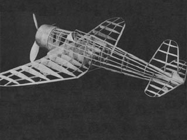 Vought V-143 (oz406) by Walter Kahn from Air Trails 1939