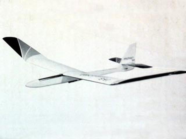 Prophet 941 - completed model photo