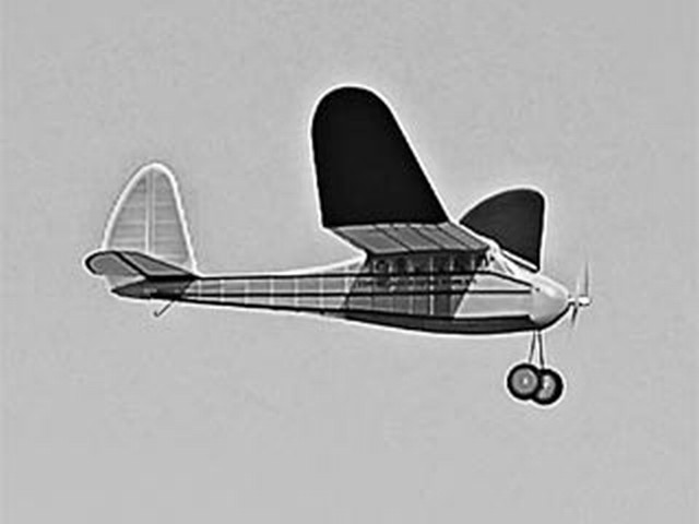 Airborn (oz4102) by Chester Lanzo, Cesare de Robertis from Modellismo
