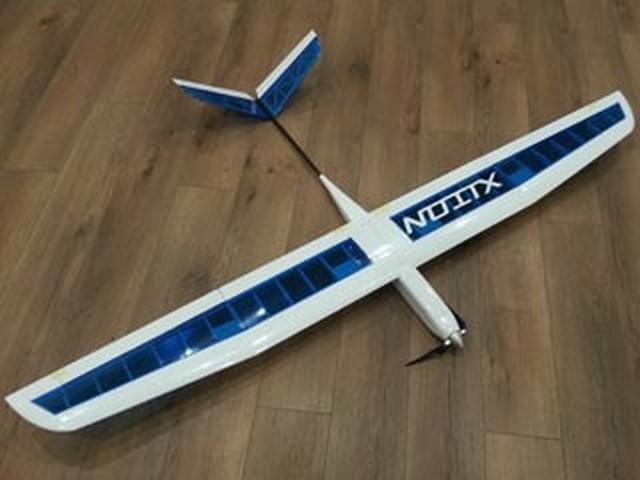 Xiton (oz4104) by Mauro Capodaglio from Modellismo 2011
