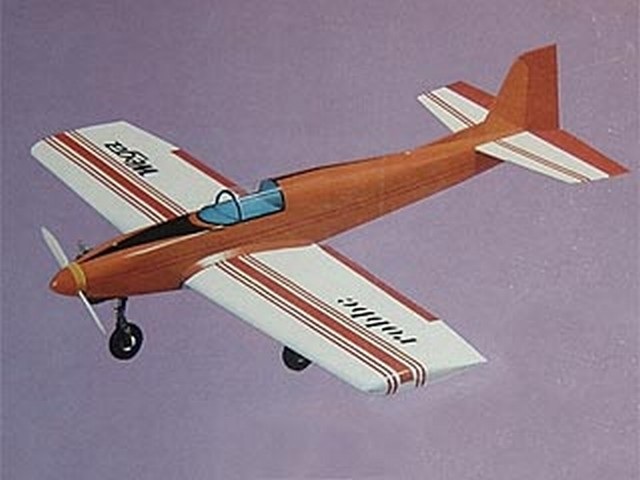 Wega - completed model photo
