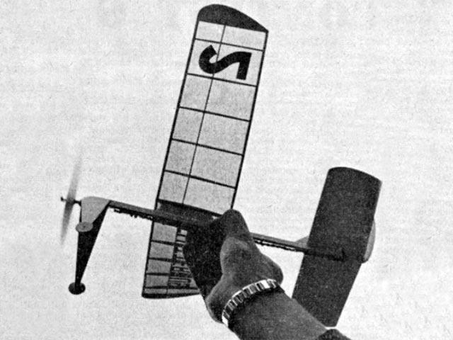 Flutterbus (oz4138) by Keith Laumer from Aeromodeller 1961
