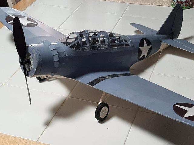 Douglas TBD-1 (oz4171) from Ace Whitman 1941