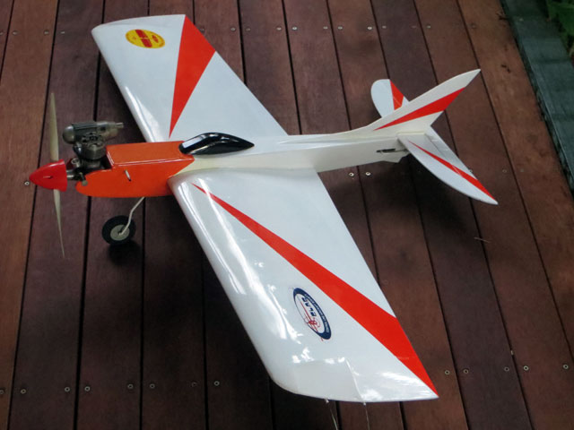 Super Combat Streak (oz4175) by George Aldrich from Top Flite 1960