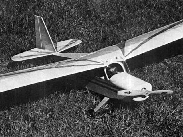 Citabria (oz4180) by Stan Wilson from Model Builder 1983