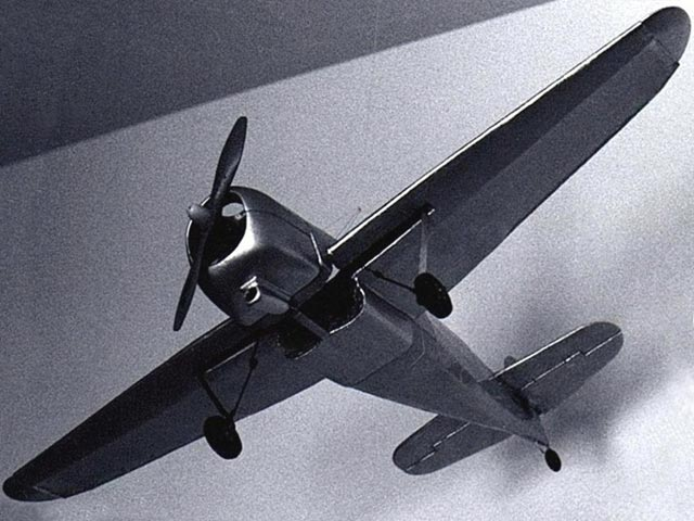 Koolhoven FK-58 (oz421) by Alan Booton from Air Trails 1939