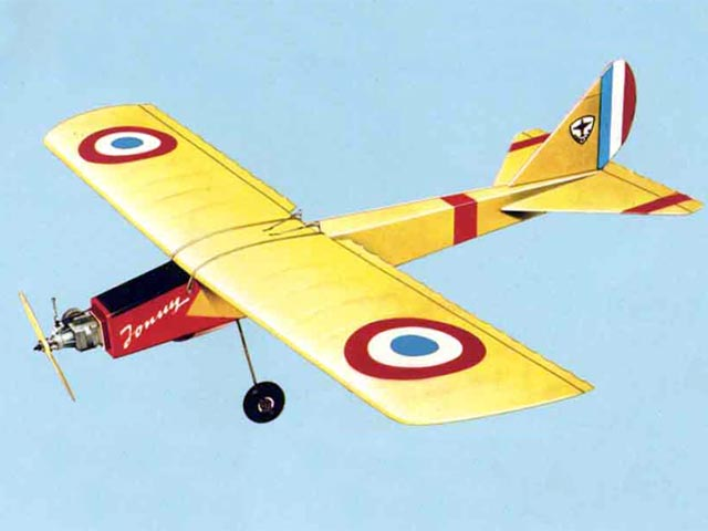 Jonny (oz4211) by Wilfried Klinger from Wik Modelle
