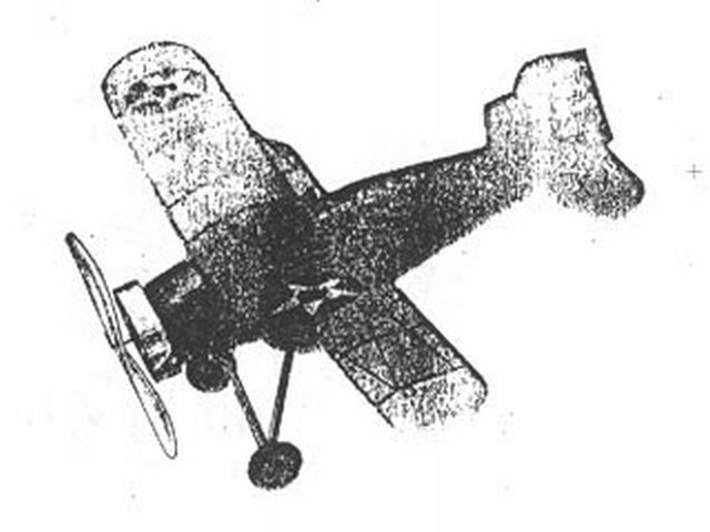 Boeing P-12E (oz4272) from Megow