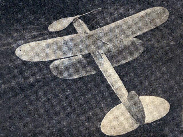 Bambino Bipe (oz4316) by William Hadden from Flying Aces 1940