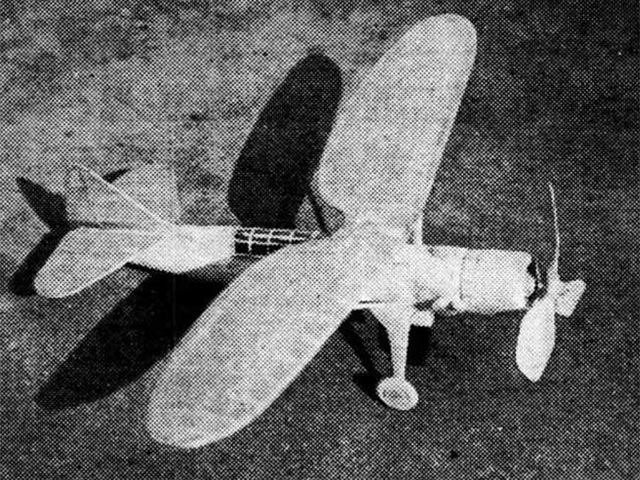 Douglas O-46A (oz4344) by Alan Booton from Air Trails 1937